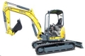 Rental store for EXCAVATOR, Z35  GEN II   15 in Jackson OH