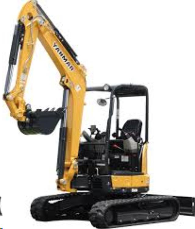 Where to find EXCAVATOR, VIO35-6A YANMAR  17 in Jackson