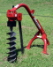 Where to rent TRACTOR AUGER, 3 PT HITCH in Jackson OH
