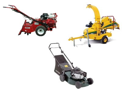 Landscaping equipment rentals in Jackson OH