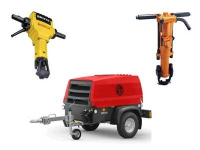 Air Compressor rentals in Jackson OH