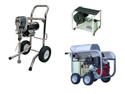 Pressure washer rentals in Jackson OH